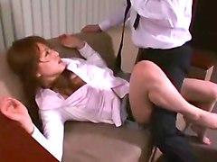Amazing Japanese whore Akiho Yoshizawa in Hottest Small Tits, Hairy JAV clip