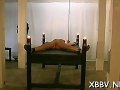 pussy torture in bdsm scenes