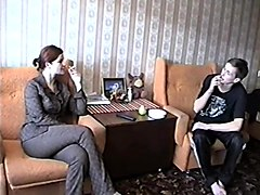 Russian mommy nelly love junior guys 2