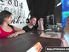 realitykings - money talks - adrian maya scarlett sage tony