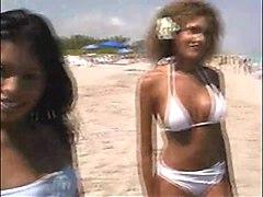 beach modeling