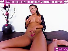 vr porn - solo pleasure for vanessa