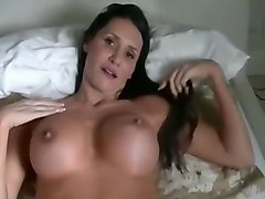 Fabulous Amateur movie with Big Tits, Brunette scenes