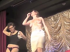 Burlesque Strip SHOW-34 Ali 111