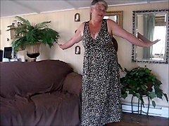Granny DDew #2 - New Leopard Print Dress