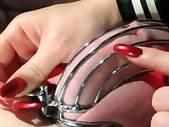 chastity - verbal humiliation - slideshow
