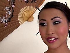 beautiful asian masseuse sharon lee gets holed deep & hard!