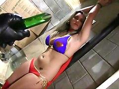 Sexy superheroine 16