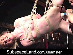 submissive bitch dominated fucked for bondage disobedience