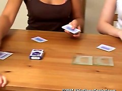 natalie, lucy & iyesha play strip pontoon