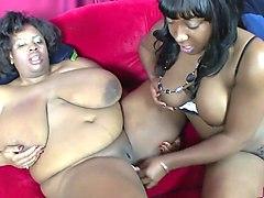 Fabulous pornstars Vanessa Bazoomz and Tiffany Staxxx in hottest black and ebony, lingerie sex movie