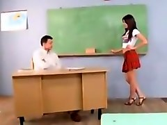 Dp creampie in the classroom