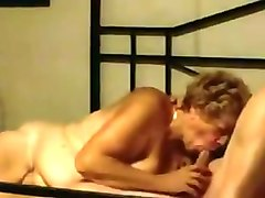 Incredible Homemade movie with BBW, Blonde scenes