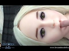 sex doll blonde compilation try not to cum loveandsexdolls