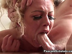 Rebecca Smyth in Maneater Meets Her Match - PascalsSubSluts