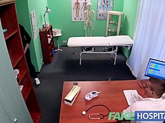 fake hospital czech babe has multiple orgasms while fucking