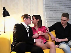 gorgeous russian maiden alina brought to orgasm