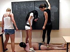 Bad Teacher - Triple Trampling Punishment