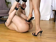video, videos, femdom, hot, ballbusting