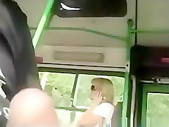 Perverted Russian wanks in Bus and Train