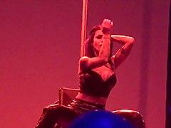 miss iron.. athens erotic festival