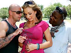 Nikki Sexx & Barry Scott in Adulterous Affairs #04 - MileHighMedia