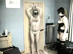 femdom kate and her her slave harry