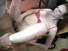 Amazing pornstar Audrey Hollander in crazy anal, redhead porn video