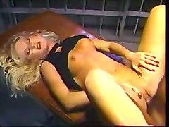 Best pornstar Barbara Doll in horny blowjob, blonde xxx movie
