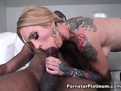 Sarah Jessie in Monster Cock Assault - PornstarPlatinum