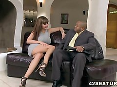 monster cock filled aletta ocean's pussy