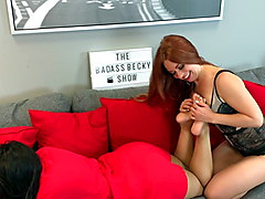BECKY Loves TICKLING & WORSHIPPING Maya's SEXY FEET