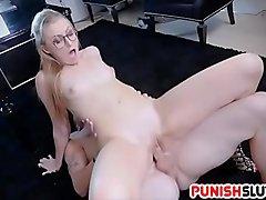 Kinky Employer Employee Relationship for Submissive Secretary Alexa Grace