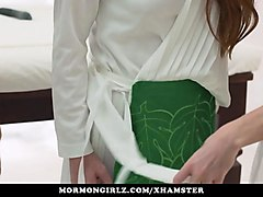 mormongirlz - pussy prepared in lesbian ritual