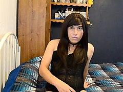 corset negro