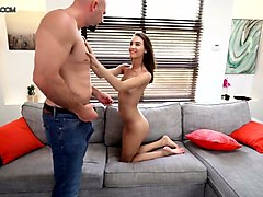 slim babe charity crawford is having dirty sex with one well endowed guy