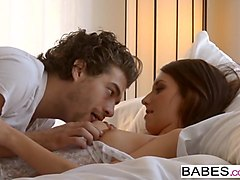 babes - heavenly babe  starring  katie jordin and xander cor