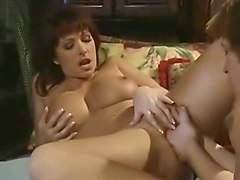 Hottest pornstar Kylie Ireland in incredible cunnilingus, blowjob adult movie