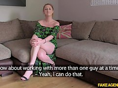 Paris in Ass Licking and Cum Drenched Pussy - FakeAgentUk