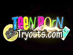 exotic teen sloppy blowjob audition