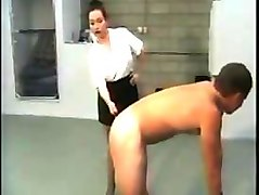 caning ladies