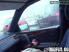 Anastasia - Quickie Pick Up - Public Pick Ups