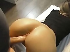Mature milf helps son