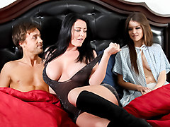 Sophie Dee & Richie Calhoun in Perverted Couples - MileHighMedia
