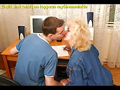 slideshow with finnish captions: mom jarmila 1