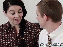 religious mormon creamed
