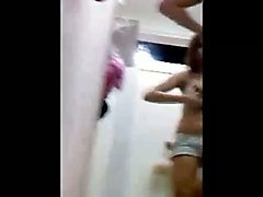 juicy amateur girls in the dressing room on hidden cam video