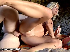 Tamara Val & Kevin White & Terry in Dp For Sexy Milf - MMM100