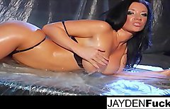 Jayden Jaymes has an erotic fuck with Nick Manning