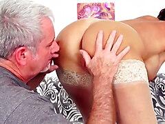 Mature Vanessa Videl Is a Wild Cumslut